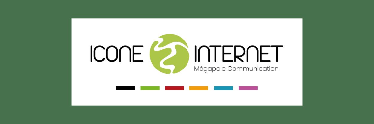 Icone Internet Agence de Communication Châteaurenard